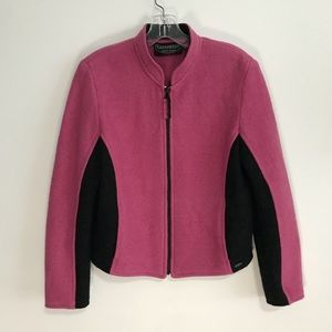Giesswein Pure Wool Track Style Jacket